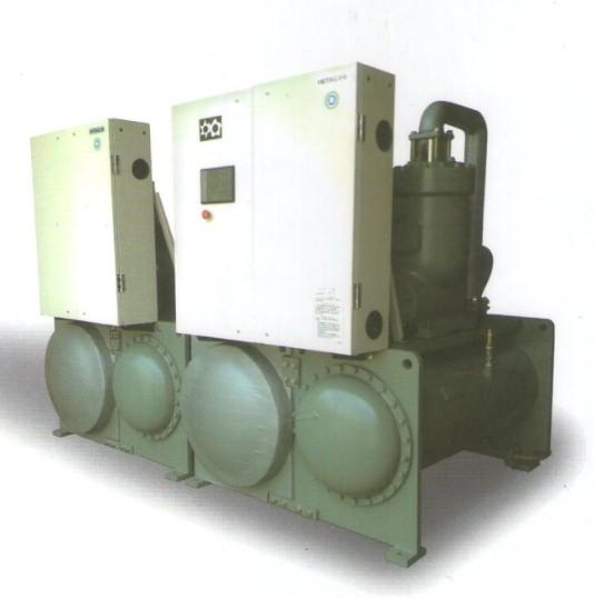 供应日立水冷螺杆式冷水机组h系列