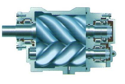 供应优耐特斯螺杆式空气压缩机